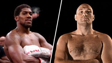 Photo of Tyson Fury and Anthony Joshua agree two-fight deal, claims Eddie Hearn