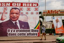Photo of Candidate hospitalised with Covid in Republic of Congo elections