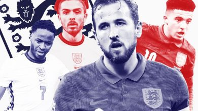 Photo of England Euro 2020 squad: Who's on the bus, who's in contention and who could miss out?