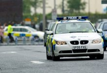 Photo of Car deliberately driven at 10-year-old boy and teenager in murder attempt