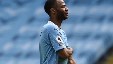 Photo of Man City winger Raheem Sterling subjected to racist abuse after Leeds defeat