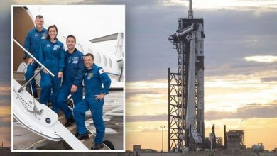 Photo of SpaceX Crew-2 launch: What time will SpaceX and NASA launch astronauts to the ISS?