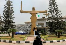 Photo of Nigeria's court strike paralyses underfunded justice system