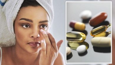 Photo of Vitamin D deficiency symptoms: The sign in the eyes signalling low levels