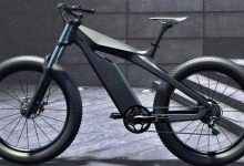 Photo of Airover is a futuristic new electric bike that looks like it's designed by Tesla